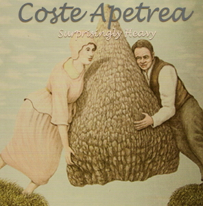 Coste Apetrea - Surprisingly Heavy